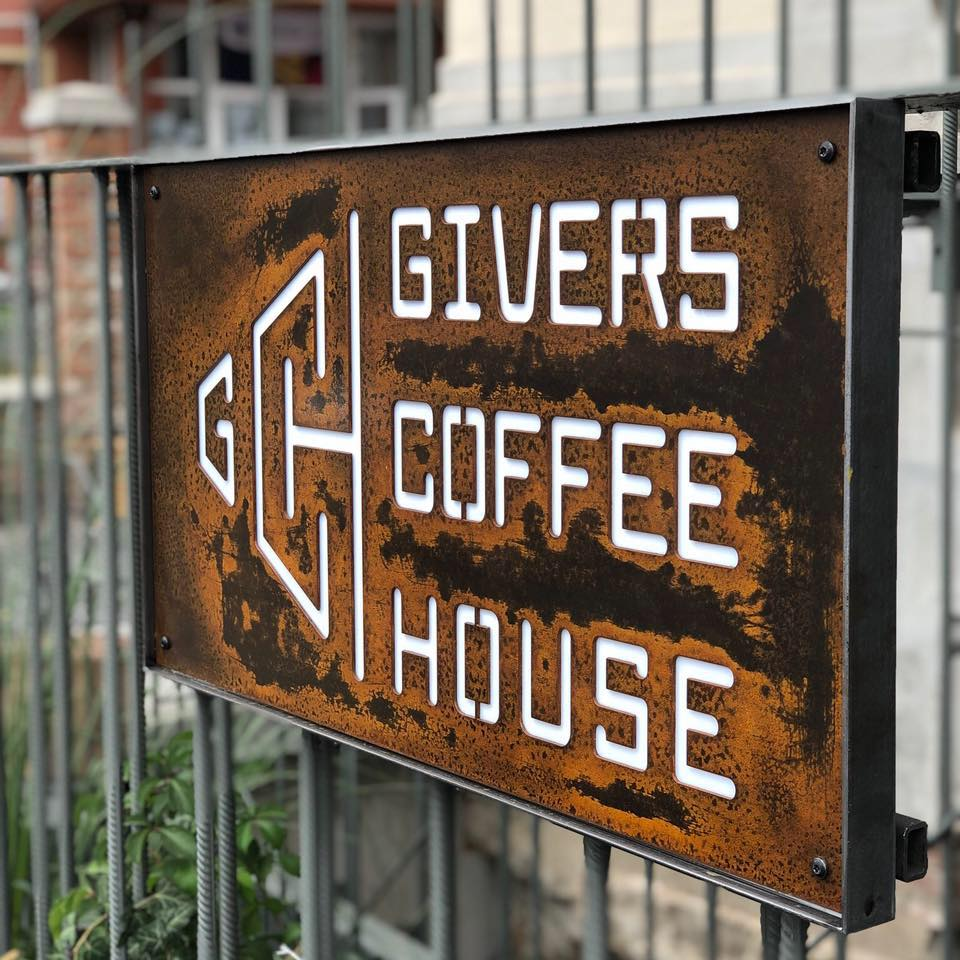 Givers Coffee House